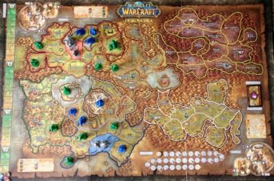 World of Warcraft - mapa, Foto: Dušan Takáč, Topzine.cz