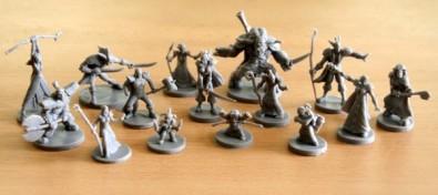 World of Warcraft - figurky hrdinů, Foto: Dušan Takáč, Topzine.cz