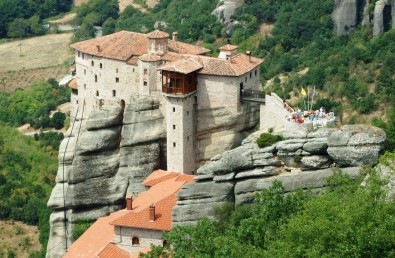 Ženský klášter Rusanu, Foto: Jana Samcová, Topzine.cz