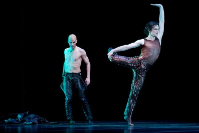 Balet Othello, Foto: VOJTa Herout, Topzine.cz