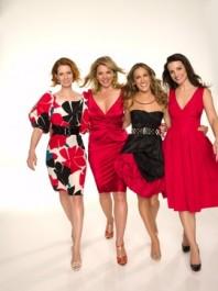 Cynthia Nixon, Kim Cattrall, Sarah Jessica Parker a Kristin Davis