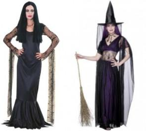 FOTO: Čarodějnické kostýmy
