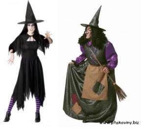 FOTO: Kostýmy čarodějnic