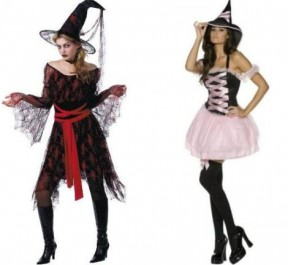 FOTO: Kostýmy sexy čarodějnice