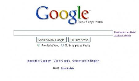 Google nabízí nový nástroj Zdroj: google.cz