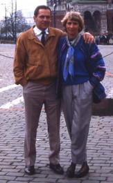 Stanislav Grof s manželkou Christinou, Zdroj: atpweb.org