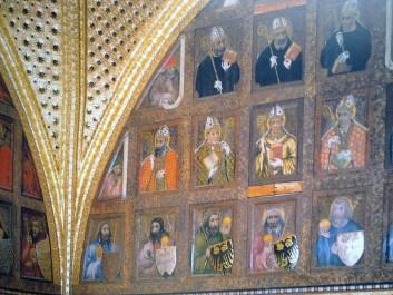Kaple sv.Kříže. Foto: Denisa Preissová, Topzine