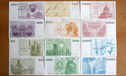 Akcie a opce - peníze, Foto: Hana Vítová, Topzine.cz