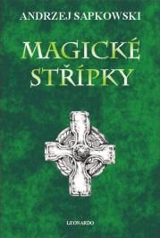 obálka Andrzej Sapkowski: Magické střípky