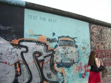 FOTO: East Side Gallery