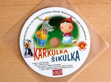 Červená karkulka - karkulka šikulka, Foto: Dušan Takáč, Topzine.cz