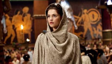 Krásná Gemma Arterton se také dočkala role ve filmu Souboj titánů. Zdroj: Warner Bros.