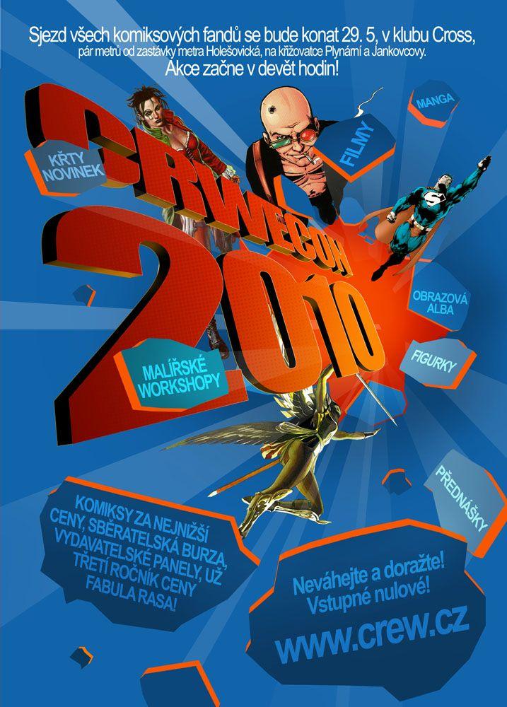 CRWECON 2010, Zdroj: pořadatel