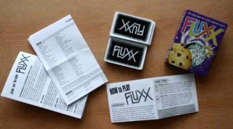 Fluxx - balení, Foto: Dušan Takáč, Topzine.cz