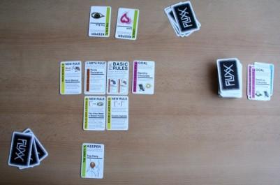 Fluxx - rozehraná hra, Foto: Dušan Takáč, Topzine.cz