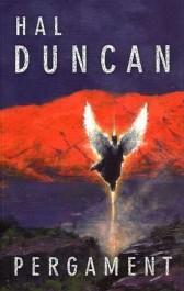 obálka Hal Duncan: Pergament