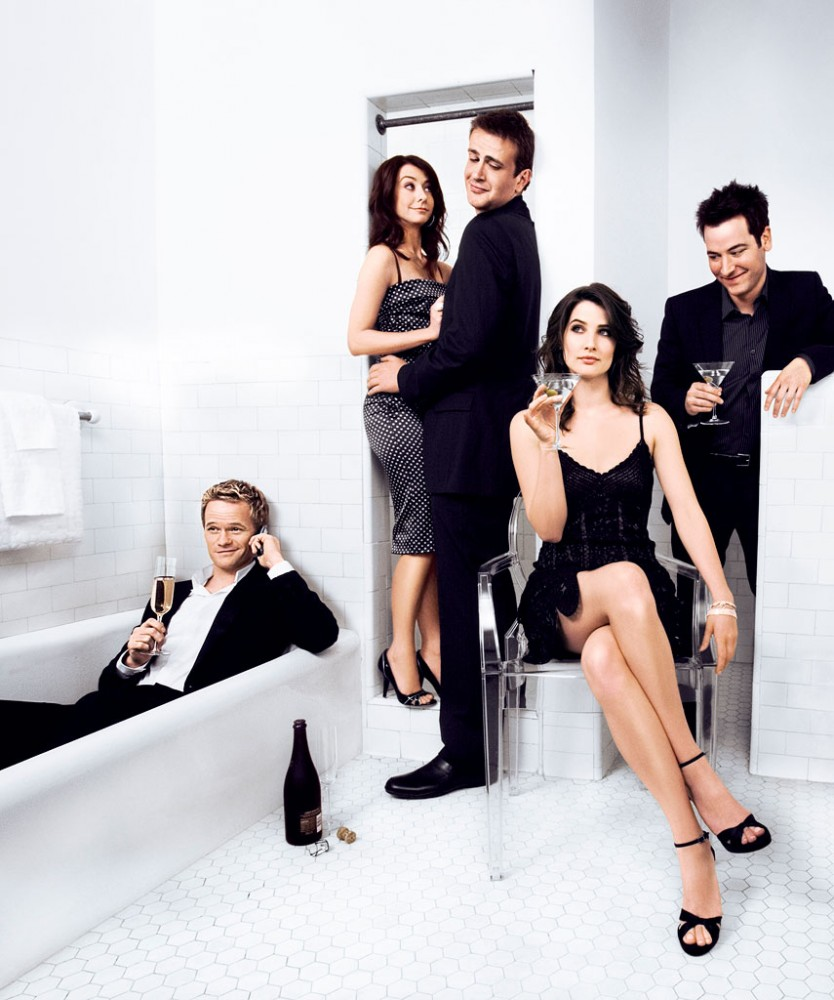 FOTO: How I Met Your Mother