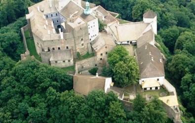 Hrad Buchlov, Zdroj: Centrála cestovního ruchu Východní Moravy