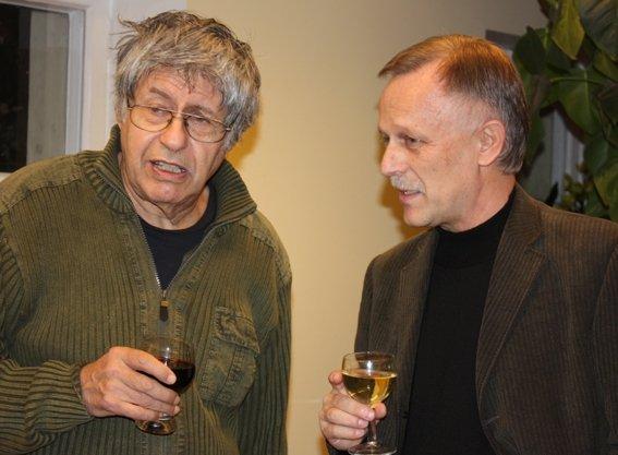 FOTO: Ivan Klíma, Jiří Dědeček