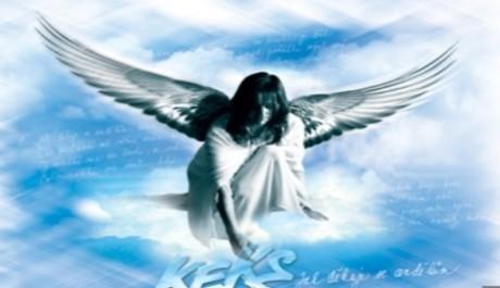 Keks-Jak děkuje se andělům, Zdroj:archiv