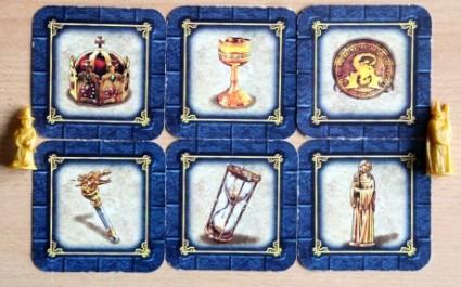 Labyrinth Duel - kartičky, Foto: Hana Vítová