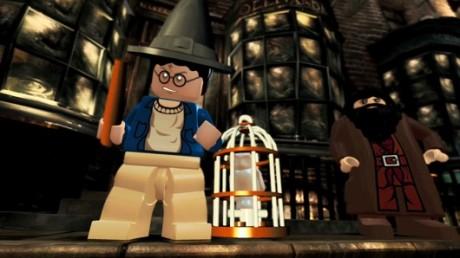 Harry Potter - lego hra