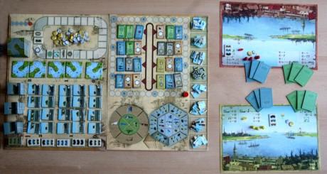 Loděnice - připravená hra, Foto: Hana Vítová, Topzine.cz