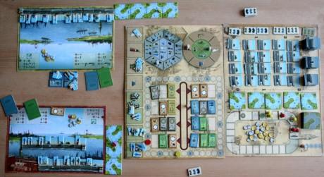 Loděnice - rozehraná hra, Foto: Hana Vítová, Topzine.cz