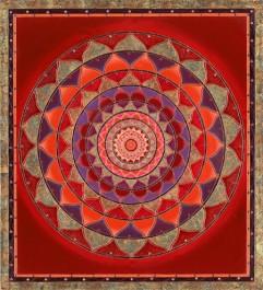 Mandala, Zdroj: arttherapyblog.com