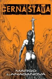 obálka Margo Lanaganová: Černá šťáva