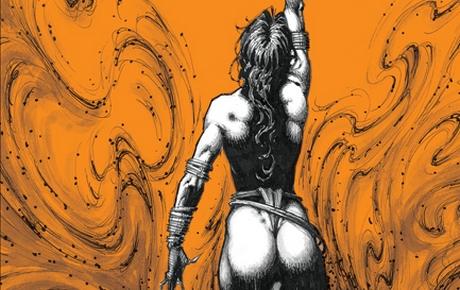 Margo Lanaganová: Černá šťáva (ilustrační)