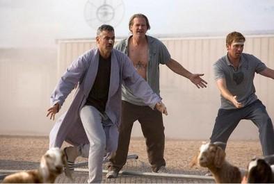 Muži, co zírají na kozy, Zdroj: distributor filmu