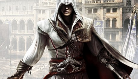 Oliver Bowden: Assassin's Creed: Renesance (ilustrační)