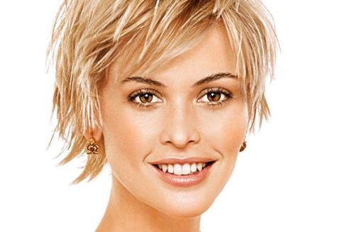 Krátké vlasy: Účesy a sřihy přesně pro vás