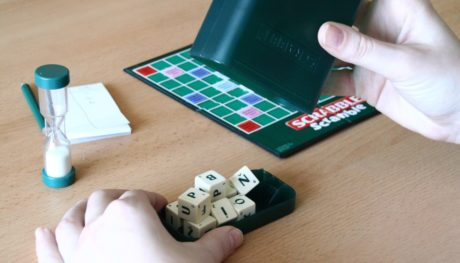 Scrabble Scramble - na tahu, Foto: Hana Vítová, Topzine.cz