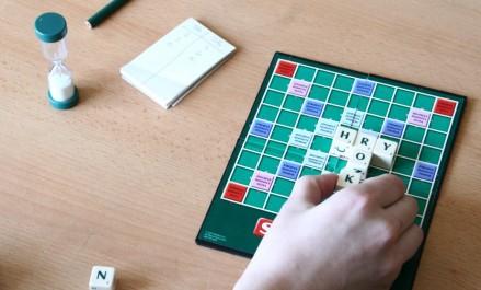 Scrabble Scramble - přikládaní slova, Foto: Hana Vítová, Topzine.cz