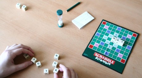 Scrabble Scramble - sestavování slova, Foto: Hana Vítová, Topzine.cz