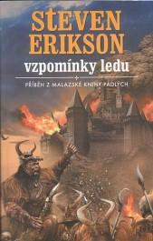 obálka Steven Erikson: Vzpomínky ledu