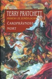 obálka Terry Pratchett: Čaroprávnost & Mort