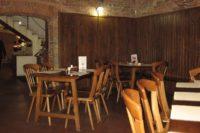 Interiér restaurace, Foto: Eva Mácová, Topzine.cz