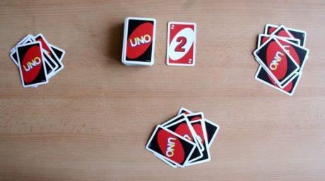 Uno - připravená hra, Foto: Hana Vítová, Topzine.cz