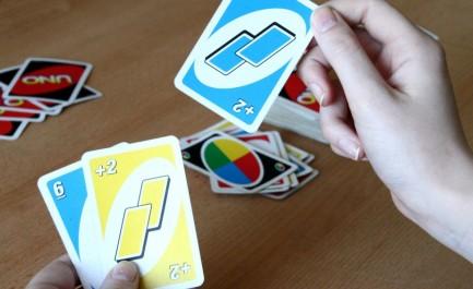Uno - rozehraná hra, Foto: Hana Vítová, Topzine.cz