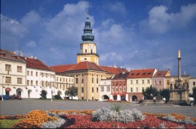 Zámek Kroměříž, Zdroj: Centrála cestovního ruchu Východní Moravy