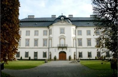 Zámek Vizovice, Zdroj: Centrála cestovního ruchu Východní Moravy