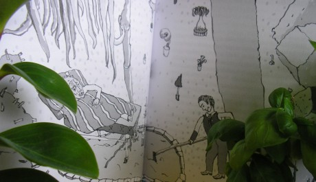 Ilustrace z knihy Byl jsem při tom
