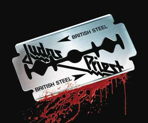 Judas Priest - British Steel - 30th Anniversary, Zdroj: Sony Music