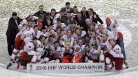 Mistři světa v ledním hokeji pro rok 2010
