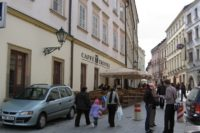 Caffé Tripoli, Foto: Eva Mácová, Topzine.cz