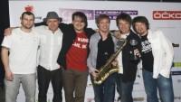 FOTO: HUdební kapela Chinaski