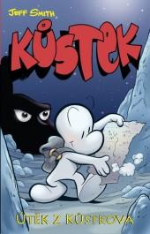 OBR: obálka Jeff Smith: Kůstek (komiks)